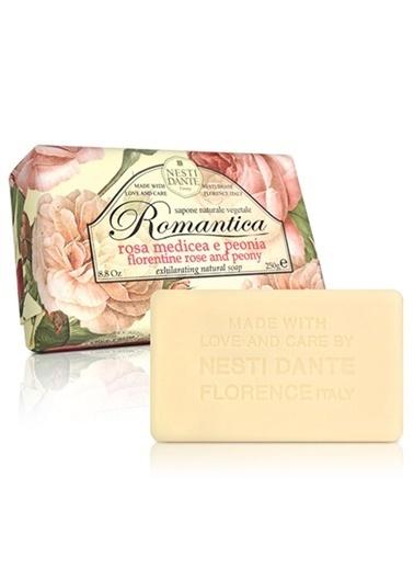 Nestidante Romantıca Florentıne Rose & Peony Sabun 250 Gr Renksiz